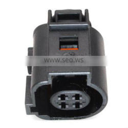 4 pin connector plug 4B0973712 and 4B0973812 or 1J0973712 set fit for VW Skoda VAG