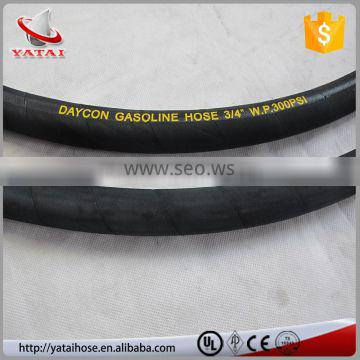 High Pressure Tanker Discharge Braid Hydraulic Rubber Hose