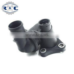 R&C High Quality Metal Cooling Thermostat Housing 2561102552 Hose Connector For Hyundai Amica/Atoz Kia Auto Water Coolant Flange