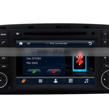 In dash car dvd player with gps for BENZ NEW R300 with DVD,GPS,Radio,SWC,RDS,VDR,WIFI