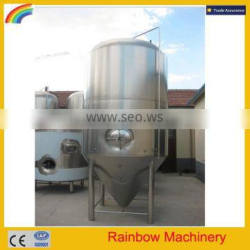 80BBL/85BBL/90BBL/100BBL/120BBL beer fermenter/BFV for micro brewery beer brewing equipment
