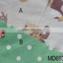 Suede leather, sofa cushion, ladies pants and bedding bag decoration MD69376