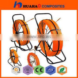 Hot selling High Quanlity fiberglass cable snake,FRP Duct Rodders fast delivery