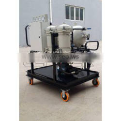 portable oil filter machine to remove water and impurities