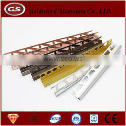 various type of aluminum tile trim for Cheapest Price