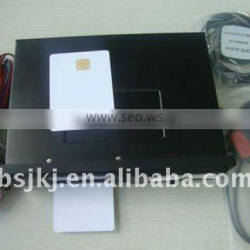 SirfIII GSM chip with ID recorder GPS tracking for cars T-01