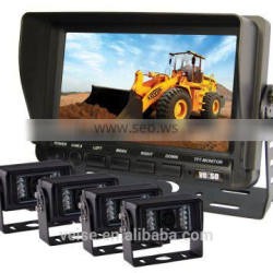 HD Reversing Camera Monitor System for Trucks, Tracters