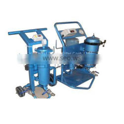 Spin-on filter Portable Insulation Oil Filtration cart