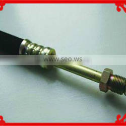 pa/pu air brake colis recoil hose with DOT fitting