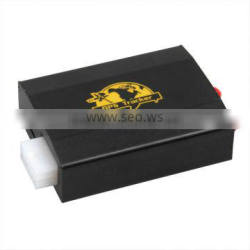 2 sim card tracking system for Vehicle with sos button and free tracking sever