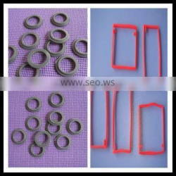 Silicone gasket for Capacitor