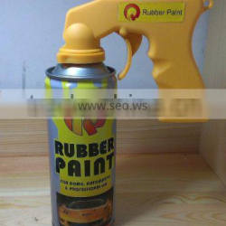 Paint and Spray Can Gun