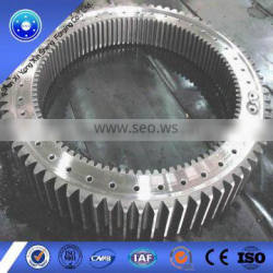 34CrNiMo6 high quality alloy steel gear rings