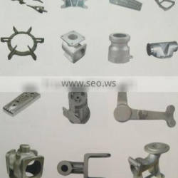 petrochemical industry machinery parts, casting items, OEM parts