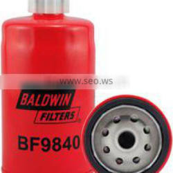 Baldwin Fuel Filter BF9840 for Foton Lovol T750010021, T750010022