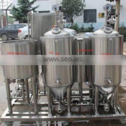 50L mini home beverage brewing machine micro beverege brewing equipment HIGH QUALITY!!! Beer making machinery for sale