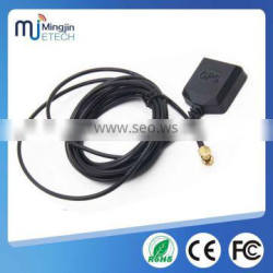 mobile portable navigation gps antenna with SMA fakra GT16 connector