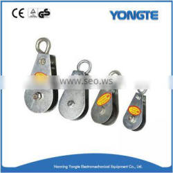 0.05T-4T Mini Pulley With Eye Block