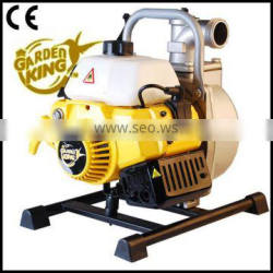 "1"" gasoline water pump"