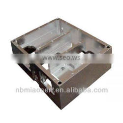 custom made cnc machined aluminum part