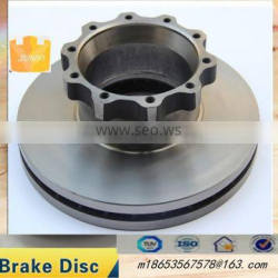 truck parts brake disc heavy duty truck brake disc