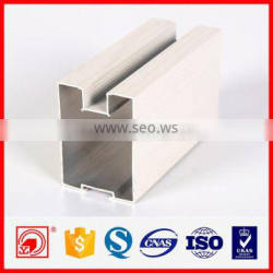 Chinese supplier extruded aluminium sliding door profile