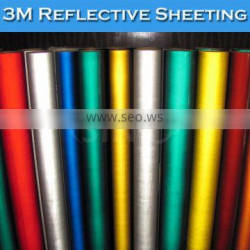 Super Quality Factory Price The 610 series Reflective Sheeting Vinyl Of 3M
