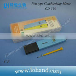 Hot sale high accuracy lab pen type Conductivity meter