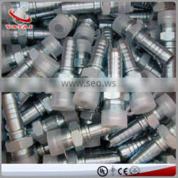 ISO9001 Pocket Hydraulic Part Hose Fittings