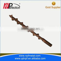 China qingdao high quality Customized Copper Part/die casting parts