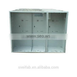 Full amada machinery aluminum electrical enclosure box