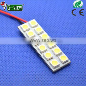 Competitive Price of Auto Car Led car Lights dome lights 5050 and hottest selling excellently