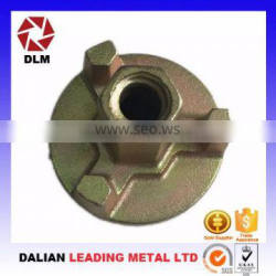 Chinese good suppliers for two three wing nuts construction fittings