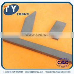 solid carbide blanks for wood cutting