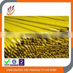 Various Application and Smooth Surface Natural Fiberglass Plant Stake