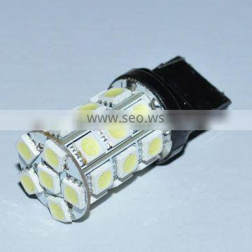 Factory directly sale T20 LED light bulbs auto stop light T20 27SMD Low power consumption long lifespan