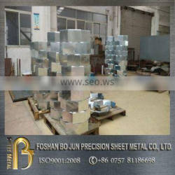 China suppliers manufacturers customized galvanized product fabrication