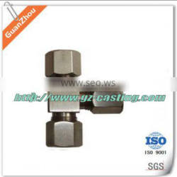 Utmost precision-guanzhou custom cast Lot of brass couplings / Brass Pipe Fittings