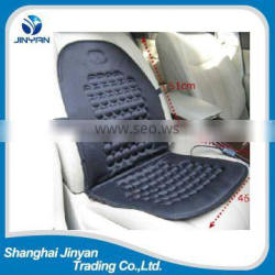 12v Car Lighter Plug Black Front Single Seat Cover Heated Cushion exported to Europe, America, Russia