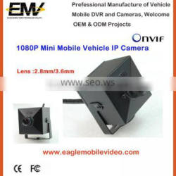 1080P IP Hidden Car Mini Camera