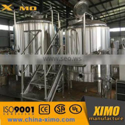 1000L Stainless steel micro beer brewery equipment