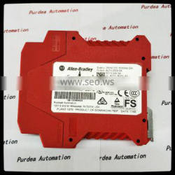 Transformer Safety Relays Cross-fault Monitoring Safety Relay 440r-n23127 Msr127rp