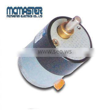 E241 low RPM high torque 9V dc geared motor