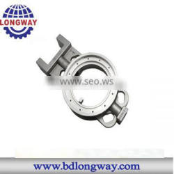 customized precision casting CNC machining pump body,ISO 9001 Investment Casting OEM Precision Parts