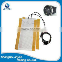 hot selling and cheap price universal car seat heater installed with 3 level switch exported to america