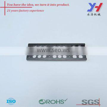 OEM ODM Custom Made Precision Stamping Stainless Steel and Nylon Sliding Gate Track