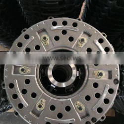 Clutch plate kit de embreagem howo for heavy truck