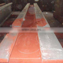 china resin sand gg20 cast iron casting