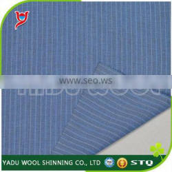 Cheap fabric roll / striped fabric for men suit