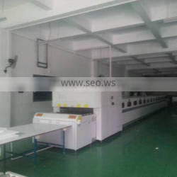 Automatic production line for LED products assembling